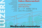 Mediendokumentation Fokus Maturaarbeit 2016